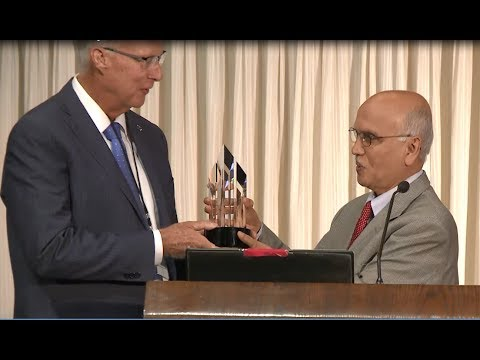 Panel: Global Methanol Fuel Blending Initiatives - George Olah Award Presentation