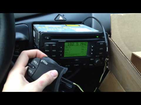 Steering Column Controls working with Ford Focus Blaupunkt Radio