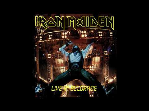 Iron Maiden - Live In Belgrade (1986)
