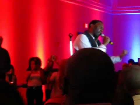 Big Daddy Kane - The Symphony - MEAC AFTER PARTY 2015 in Norfolk, VA