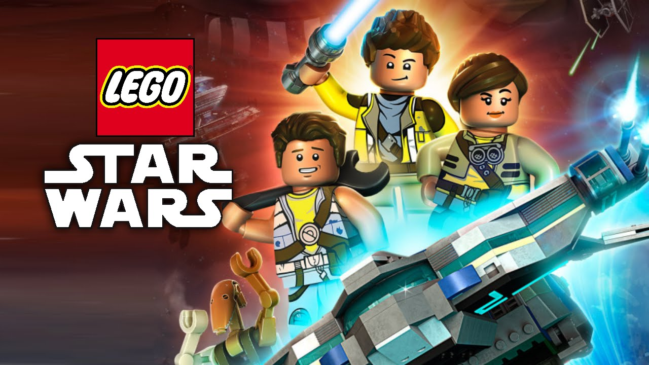 New LEGO Star Wars TV show   sets coming in 2016    YouTube