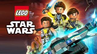 New LEGO Star Wars TV show + sets coming in 2016!