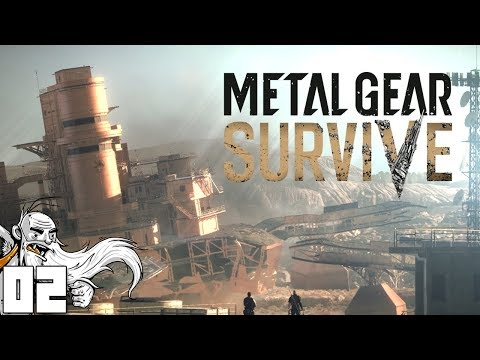 1000 ZOMBIES...5 BULLETS!!! - Let's Play Metal Gear Survive Gameplay