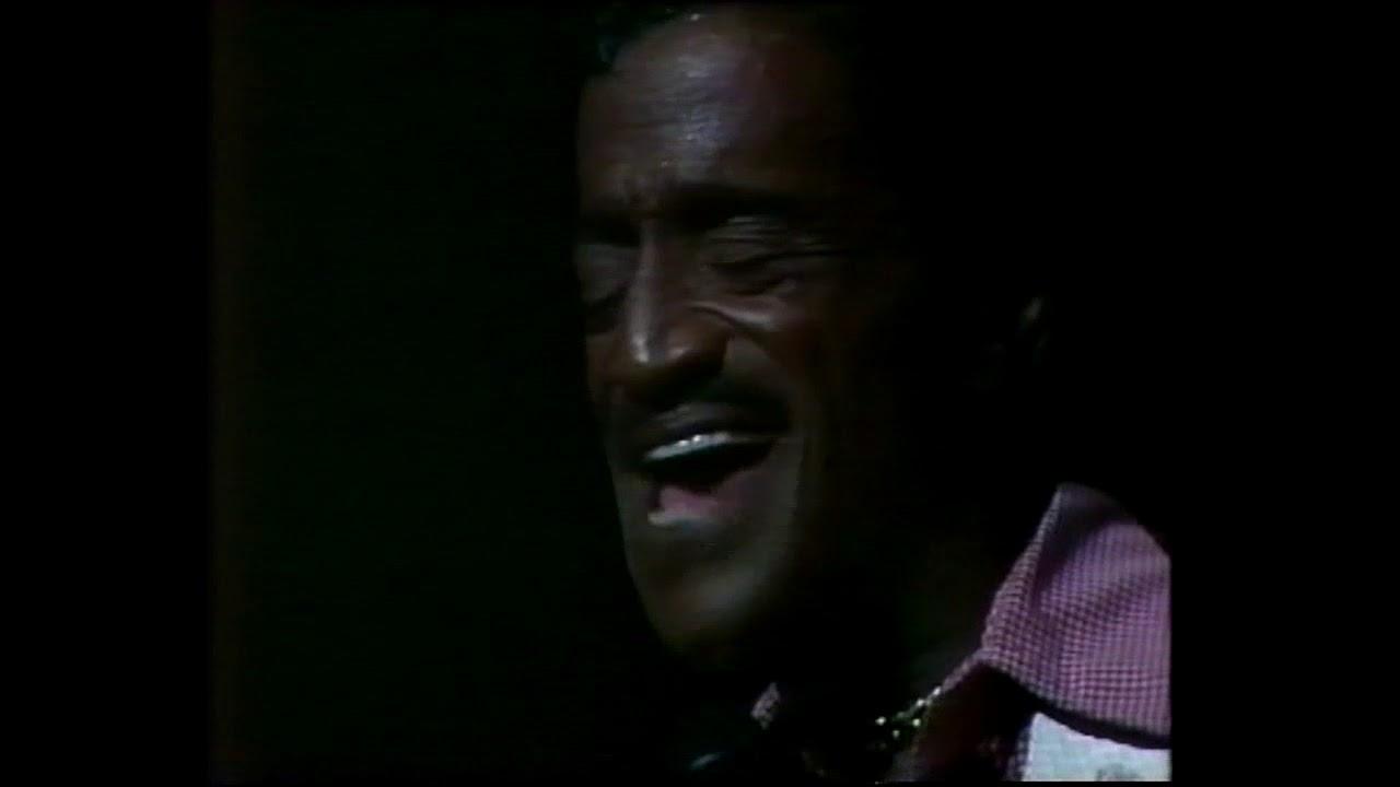West Side Story Medley - Sammy Davis Jr  [ Live In Paris 1985 ]