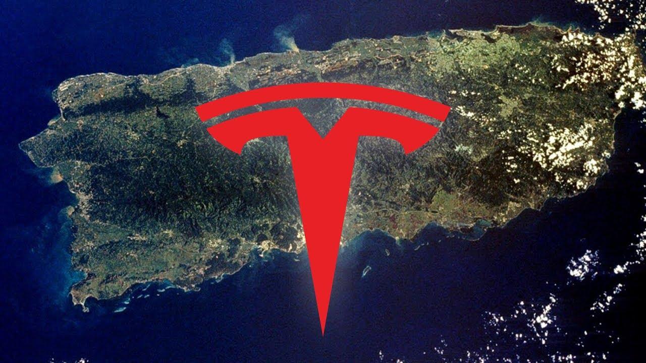 Can Tesla Rebuild Puerto Rico Power Grid? (Sí Se Puede) - YouTube
