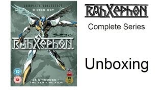 Unboxing: RahXephon - The Complete Collection (DVD) [HD]