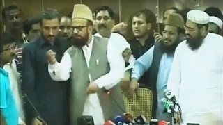 Mufti Muneeb loses his cool over 'false' moon sighting claims