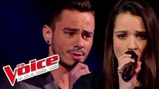 Elton John – Sorry Seems to Be | Maximilien Philippe VS Noémie Garcia | The Voice 2014 | Battle