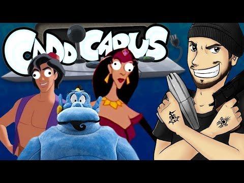 Aladdin: Jaffa Cake's Sister is P*ssed Off - Caddicarus