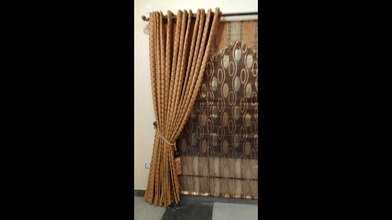 Curtain Designed By Museum Islamabad