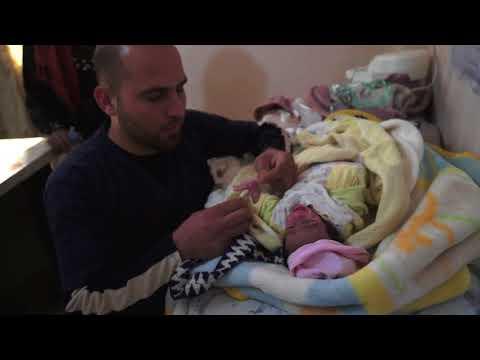 في سوريا، الأطباء والقابلات العاملون في الأزمات الإنسانية