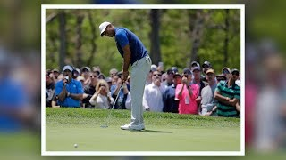 Writer's Block - PGA Championship and Tiger Woods
