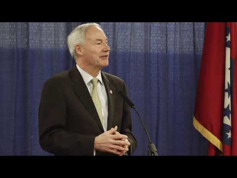 Simmons Delta Conference - Governor Asa Hutchinson