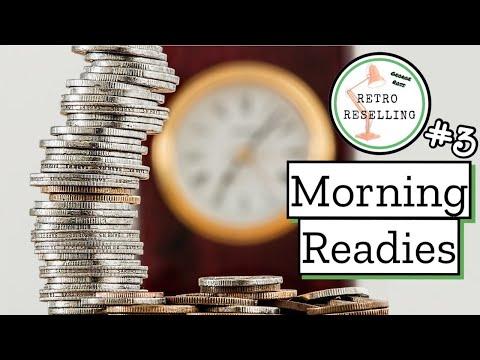 Morning Readies | Wednesday 6th May | #3 | Sending Offers To Watchers & Guest Derek Aka TatPeddler