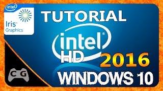 Atualizando o Driver da Intel HD Graphics no Windows 7, 10 Todas Versões - 2016
