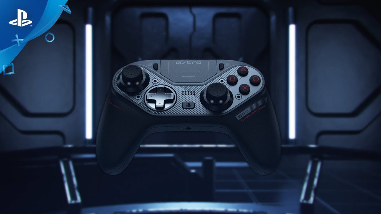 Headset legend Astro just made an elite $200 gamepad for PS4