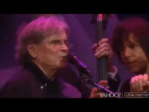 Don Everly sings Bye Bye Love 10 /25 /2014 Rock and Roll Hall of Fame