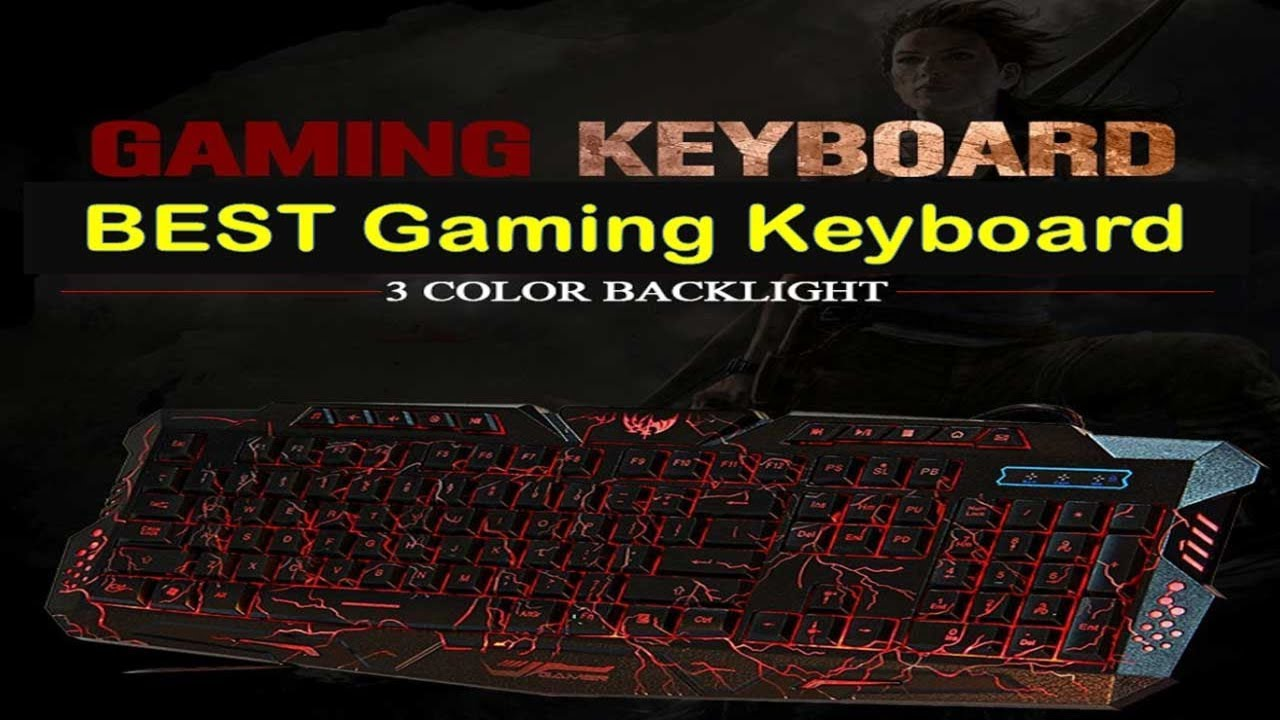 a3f48815305 Top 5 Best Gaming Keyboards 2018 | Cheap Budget Gaming Keyboard ...
