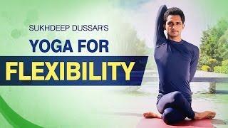 Double Your Flexibility in 4 Weeks - Simple Yoga Asana - Yoga For Flexibility