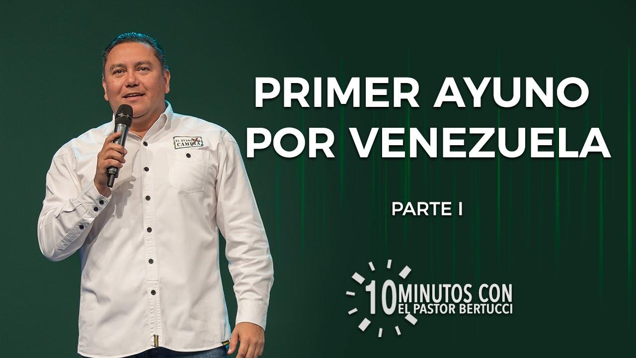 Primer ayuno por venezuela parte 1 10 minutos con el for Rev diez minutos