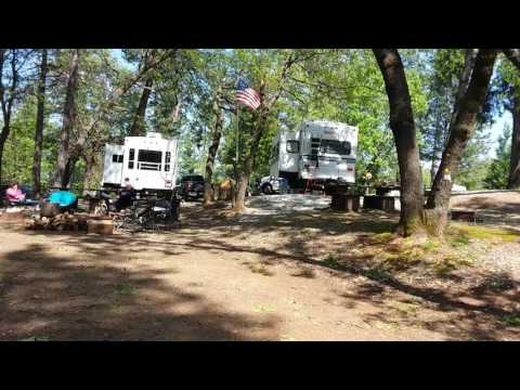 Gold country camping