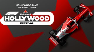 F1: LIVE on Hollywood Boulevard