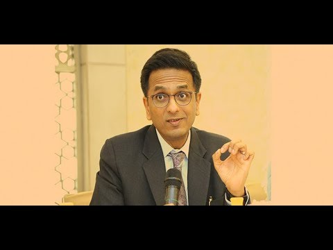 Justice Chandrachud's response to can a judge be feminist?