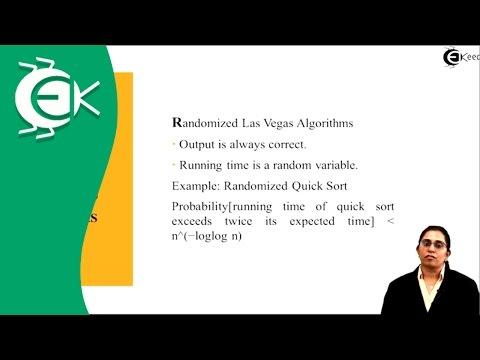 What is Randomized Algorithm in Analysis of Algorithm