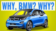 Why BMW is Refusing to Give Up on the i3