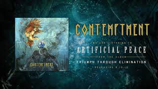 CONTEMPTMENT - ARTIFICIAL PEACE [SINGLE] (2019) SW EXCLUSIVE