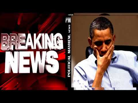 Intel Officer Reveals How Obama Will Be 'First President In History' Convicted Of This Crime