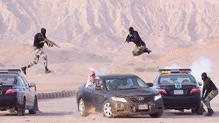 تدريبات القوات الخاصة السعودية تبهر العالم