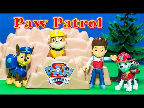 A Funny  Paw Patrol Compilation by The Engineering Family