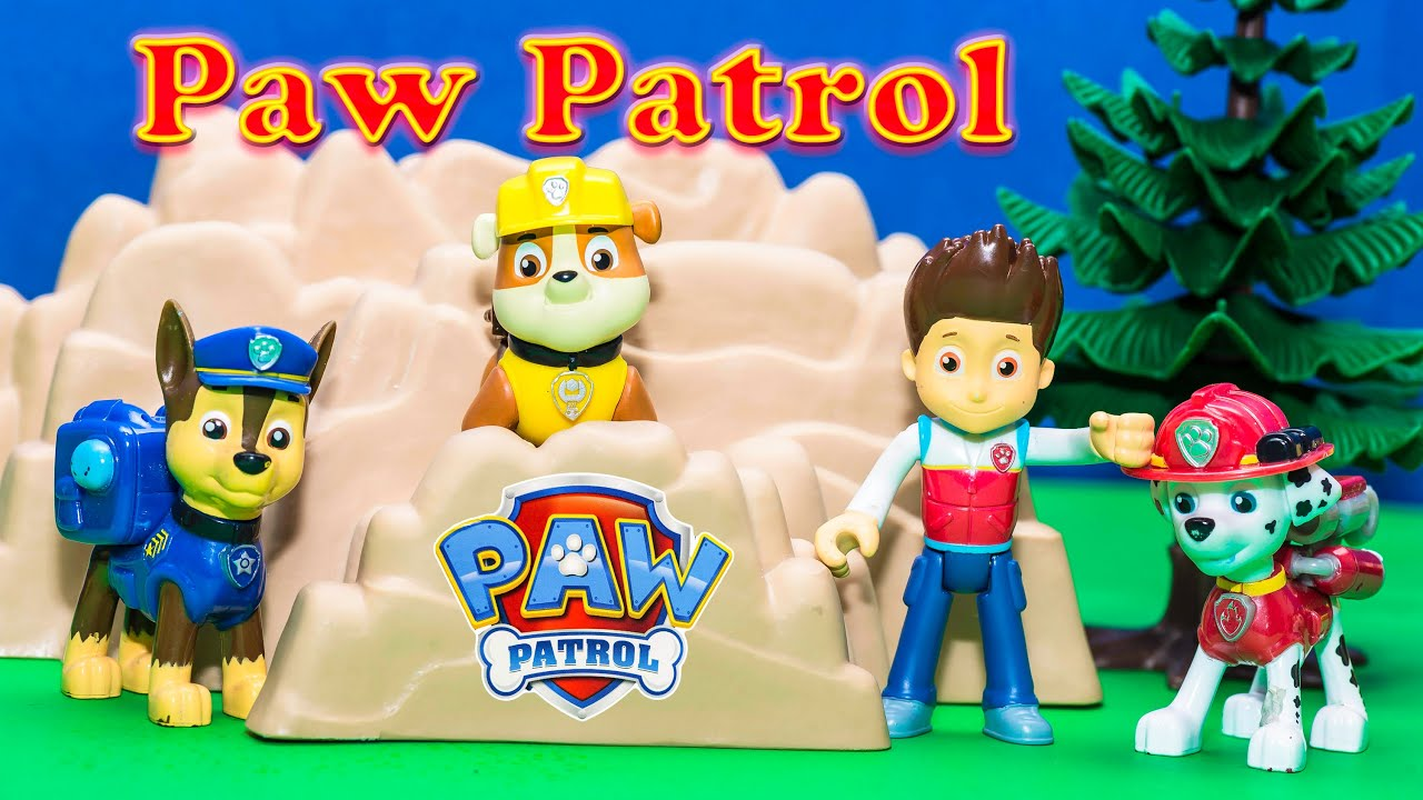 Superior A Funny Paw Patrol Compilation By The Engineering Family   YouTube