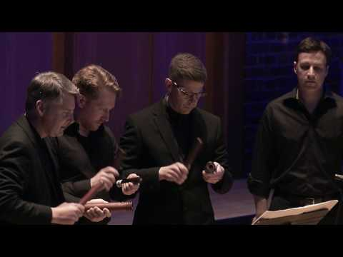 Steve Reich Music for Pieces of Wood (Full) | LSO Percussion Ensemble