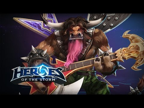 ♥ Heroes of the Storm - Support ETC After The Nerf!