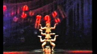 Египет. Танец фараонов