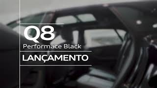 Vídeo Lançamento Q8 para Audi Londrina e Maringá