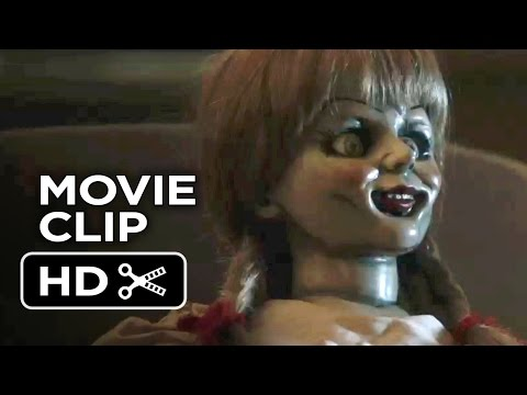 Annabelle Movie CLIP - Demons Use Conduits (2014) - Alfre Woodard Horror Movie HD