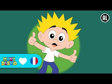 Tchou Tschou Oua | chansons pour enfants | chansons de danse enfants par Minidisco