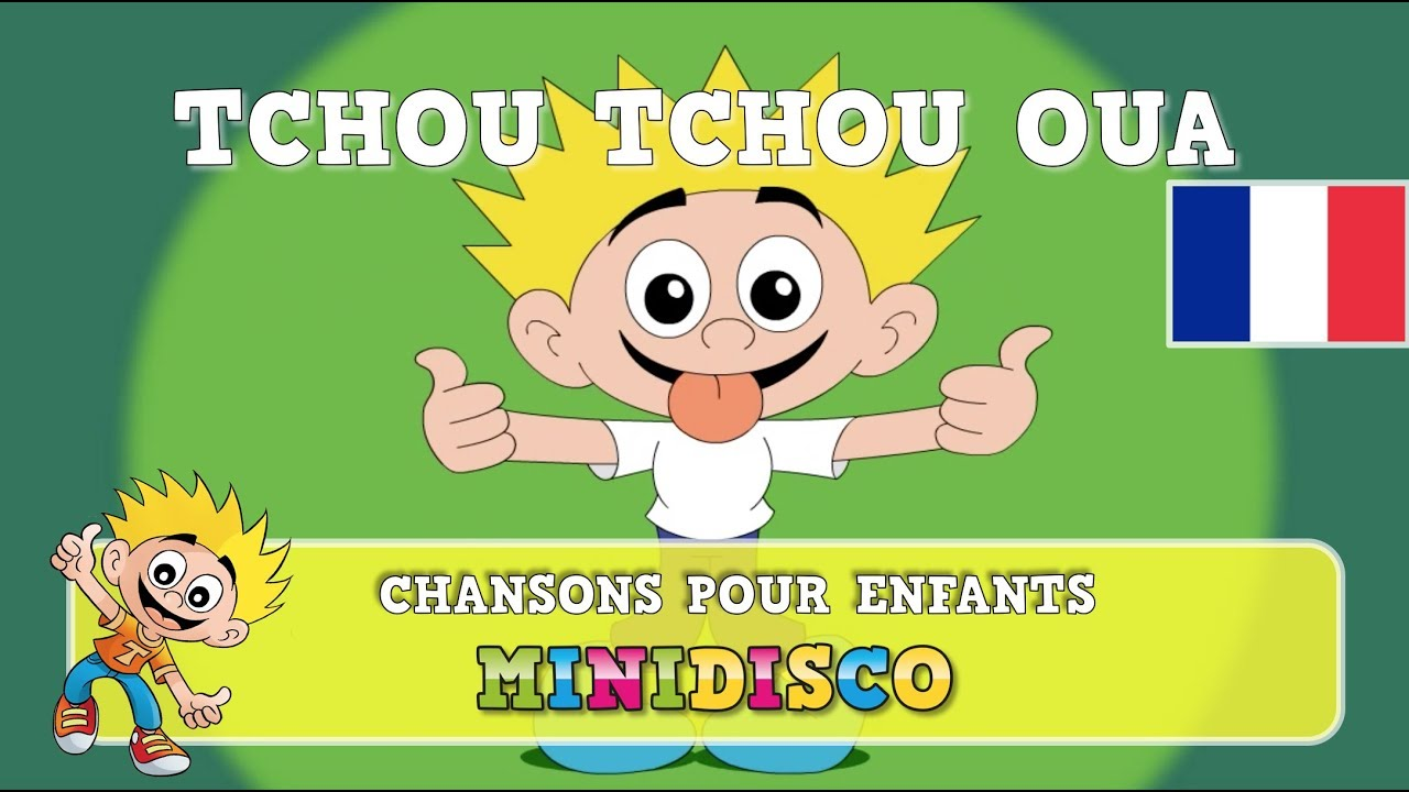 tchou tschou oua chansons pour enfants chansons de danse enfants par minidisco youtube. Black Bedroom Furniture Sets. Home Design Ideas