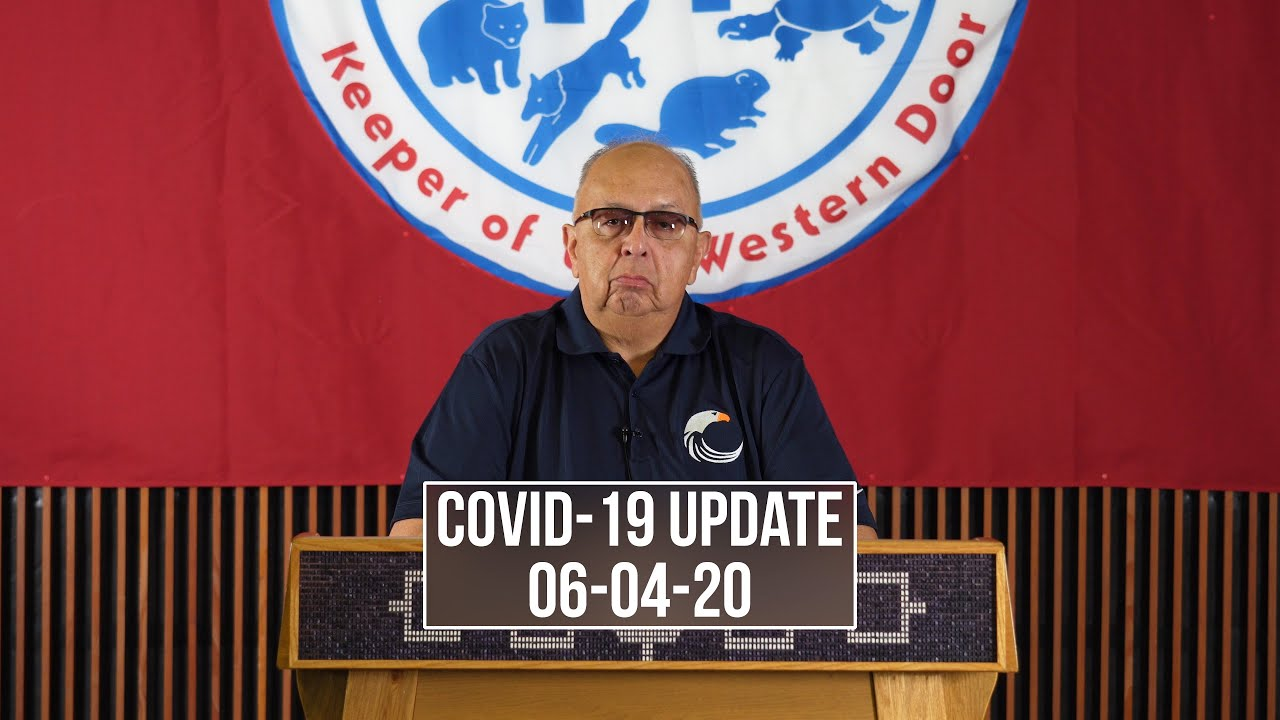 President Armstrong's COVID-19 Message 06/04/20