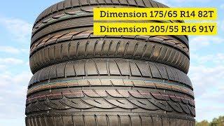 TCS test de pneus d'été 2018