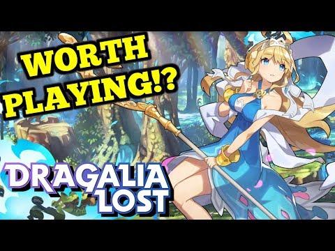 Dragalia Lost : First Impressions