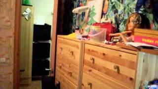 детская комната после ремонта(детская комната в брежневке после ремонта. Ремонт в детской комнате. Самой яркой, красивой и уютной комнато..., 2010-12-26T17:11:50.000Z)
