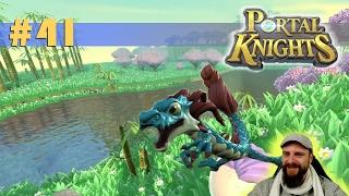 Portal Knights deutsch ⚔️ 41: Cute, neue Pets: Himmelsdrache & Panda | gameplay german |