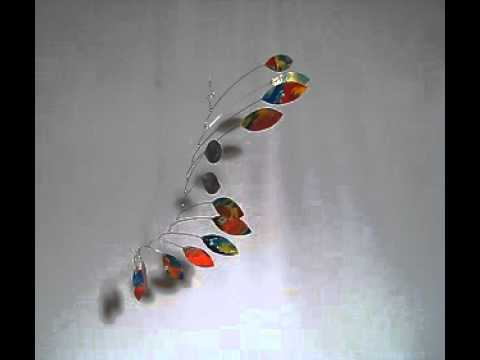 Kinetic Mobile, Art Mobiles, Ba Mobiles, Mobile Art, Kinetic Art, Wire Mobile, Calder Style