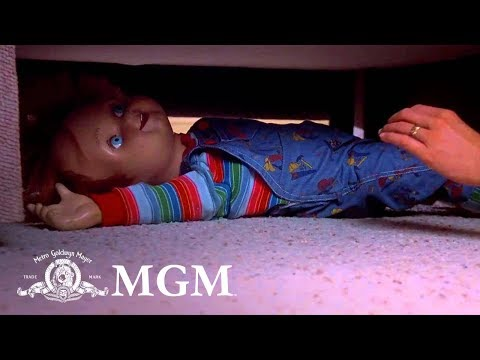 Child S Play Chucky Doesn T Run On Batteries Clip Mgm Youtube