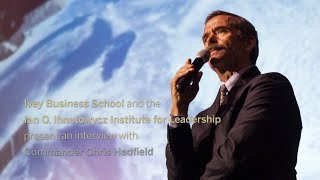 Thumbnail Interview with Commander Chris Hadfield