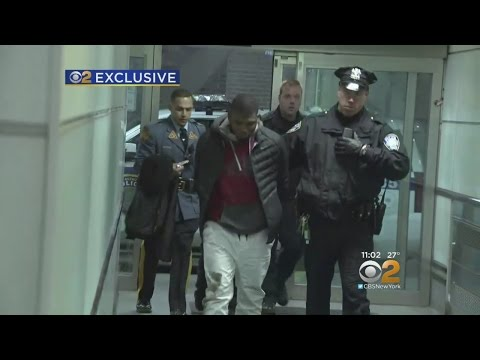 CBS2 Exclusive: Lincoln Tunnel Arrests